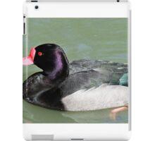 Rosy Bill iPad Case/Skin