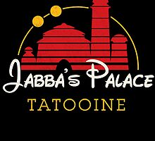 Jabba's Palace (dark version) by sebisghosts