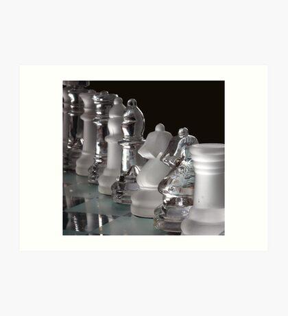 chess anyone? Art Print