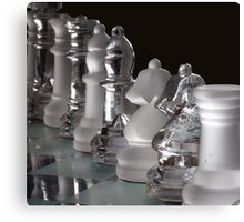 chess anyone? Canvas Print