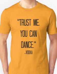 vodka love T-Shirt