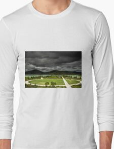 Hinze Dam - Gold Coast Qld Australia Long Sleeve T-Shirt