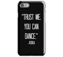vodka love relative iPhone Case/Skin