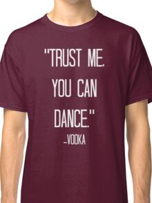 vodka love relative Classic T-Shirt