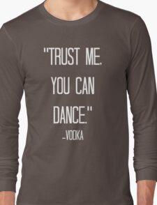 vodka love relative Long Sleeve T-Shirt