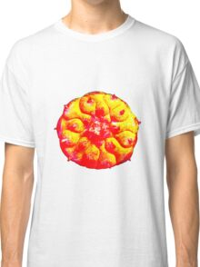 Psychedelic Solar Peyote Journey Classic T-Shirt