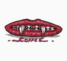 Vampire Coffee by Tom Godfrey