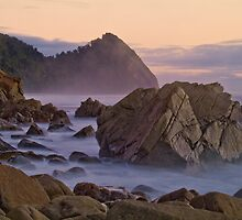 Scott Beach, North Westland by Paul Mercer
