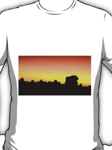 Giants Playground Namibia Africa T-Shirt