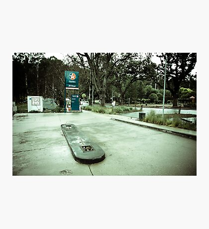Marysville Caltex Photographic Print