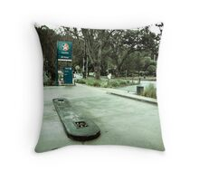 Marysville Caltex Throw Pillow