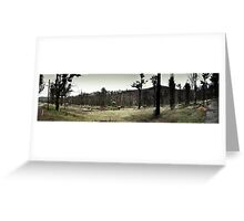 Marysville - Riverside Cottages Greeting Card