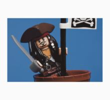 Lego Captain Jack Sparrow T-Shirt