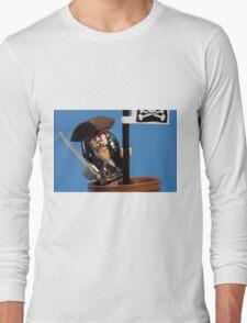 Lego Captain Jack Sparrow Long Sleeve T-Shirt