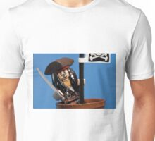 Lego Captain Jack Sparrow Unisex T-Shirt