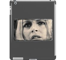 Lindsay F1 Close Up 2 iPad Case/Skin