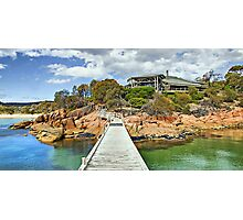 Freycinet Lodge Photographic Print