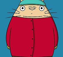 Toto Cartman by Ednathum
