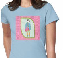 Girl Ten Womens Fitted T-Shirt