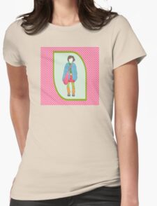 Girl Ten Womens Fitted T-Shirt