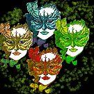 Seasons of the Goddess by tkrosevear