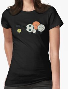 Hide And Seek Womens Fitted T-Shirt