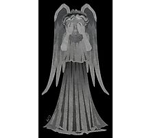 Weeping Angel Photographic Print