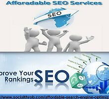 Affordable Search Engine Optimization Service to Improve Website Ranking by SocialThrob