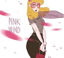 pink wind by motoskifo