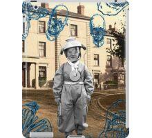 Ghoulish mansion iPad Case/Skin