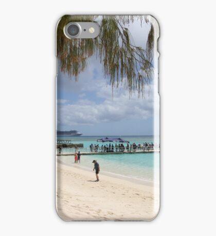 Mystery Island iPhone Case/Skin