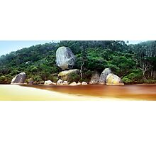 Whale Rock, Wilsons Promontory Photographic Print