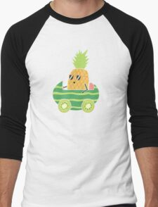Summer Drive Men's Baseball ¾ T-Shirt