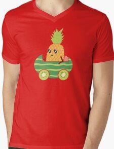 Summer Drive Mens V-Neck T-Shirt