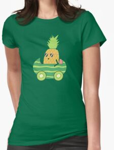 Summer Drive Womens Fitted T-Shirt
