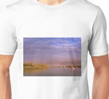 Tiger Mullet Twilight - Moreton Bay Qld Australia Unisex T-Shirt