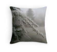 I'm Really Frosted Now Throw Pillow