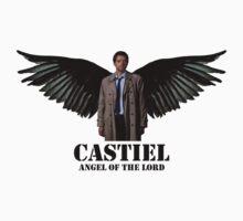 Castiel by Jayne Plant