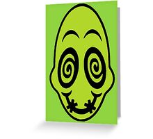 Oddworld Wired Greeting Card