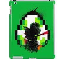 The Green Fury iPad Case/Skin