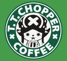 Chopper Coffee Kids Clothes