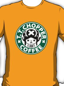 Chopper Coffee T-Shirt