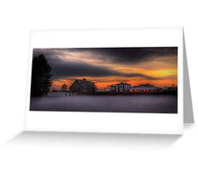 Inniskillin Winery  Greeting Card