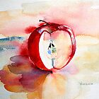 Apple by Yevgenia Watts