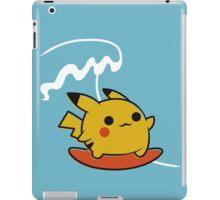 PIKA PIKA SURF iPad Case/Skin