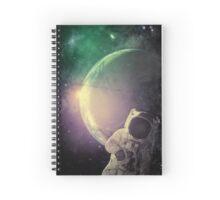 Adventure In Space Spiral Notebook