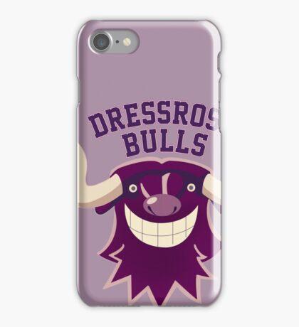 Dressrosa Bulls iPhone Case/Skin
