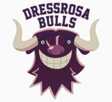 Dressrosa Bulls One Piece - Short Sleeve