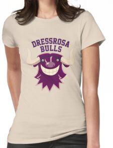 Dressrosa Bulls Womens Fitted T-Shirt
