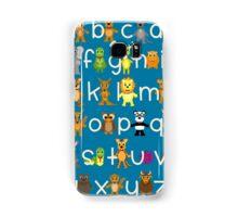 ABC Chart Samsung Galaxy Case/Skin